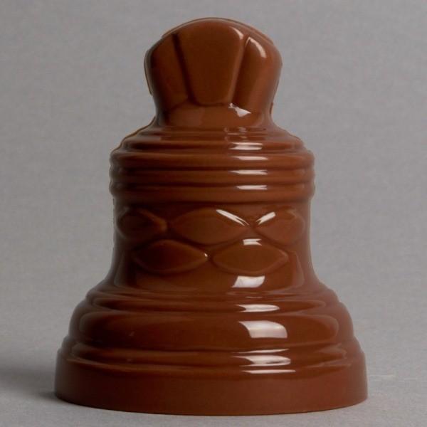 Moulage de Pâques Cloche de 60 g en Chocolat au Lait de Stéphane Pasco