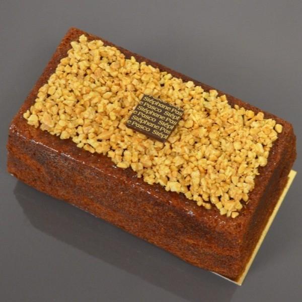 Cake entre les saveurs acidulées du Citron et la douceur du Praliné