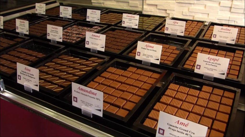 Reportage vidéo sur le Chocolat avec Stéphane Pasco