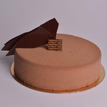 Pâtisserie Naoned de Stéphane Pasco, aux saveurs nantaises de Chocolat Noir, de Poire et de Cannelle