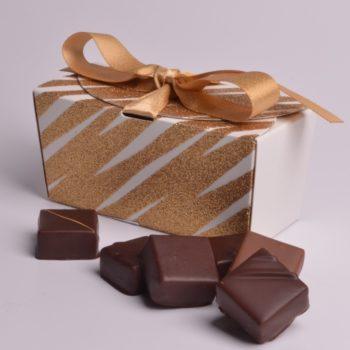 Ballotin de 20 Bonbons de Chocolat de Stéphane Pasco, pour les Fêtes de Noël