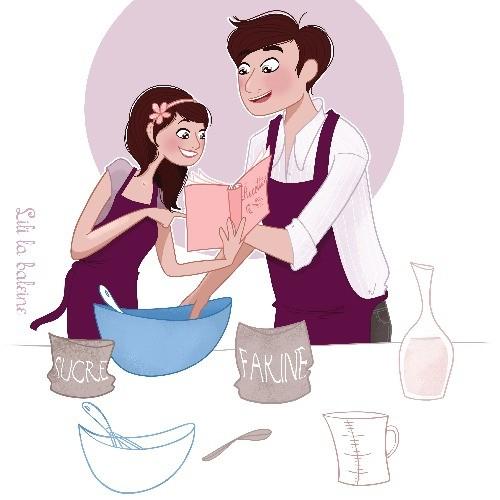 Pâtisser à la Maison