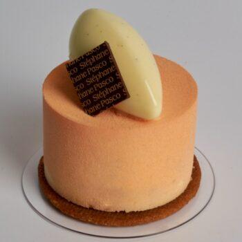 Pâtisserie Abricot de Stéphane Pasco, une harmonie autour de ce fruit de saison