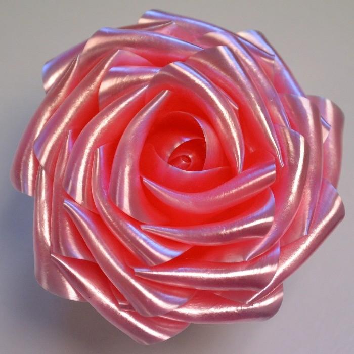 Rose en Sucre de Stéphane Pasco, Pièce artistique en Sucre