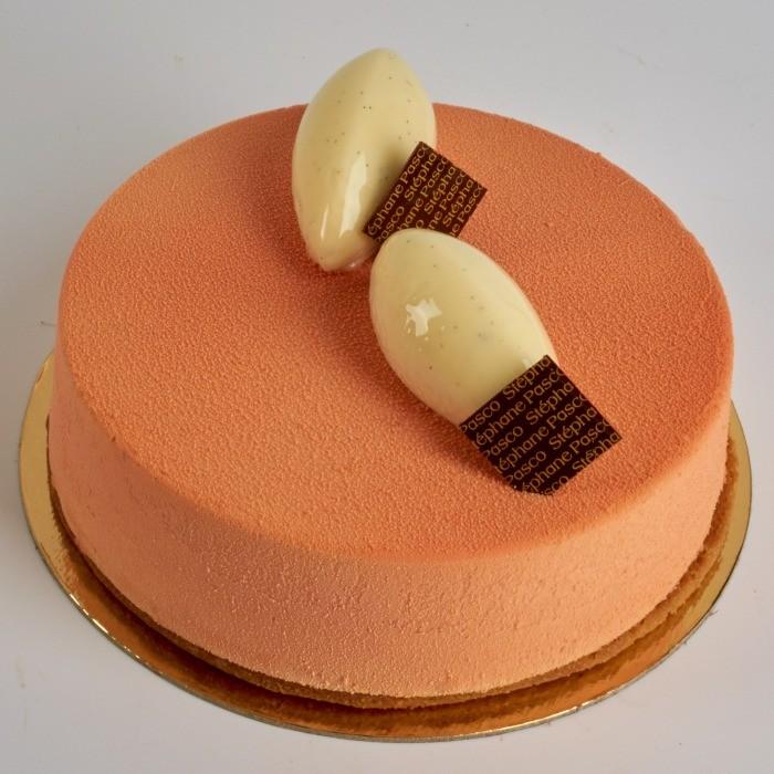 Pâtisserie Abricot 4 personnes de Stéphane Pasco, une harmonie autour de ce fruit de saison