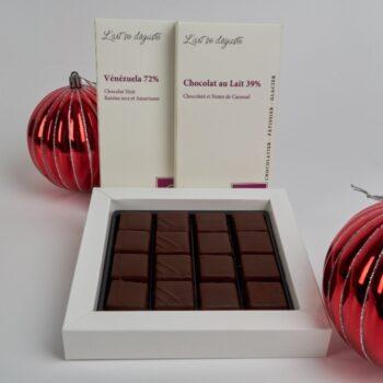 Box Chocolat de Stéphane Pasco, offrez cette box via un abonnement mensuel de 3, 6 ou 12 mois