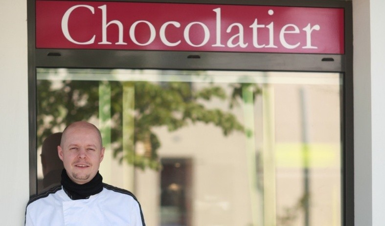 Photo de Stéphane Pasco, Chocolatier à Nantes et Vertou