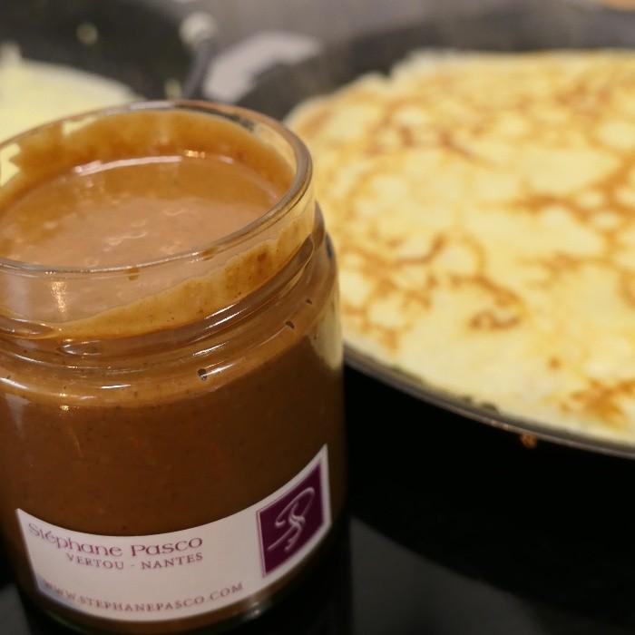 Crêpe et Pâte à Tartiner de Stéphane Pasco